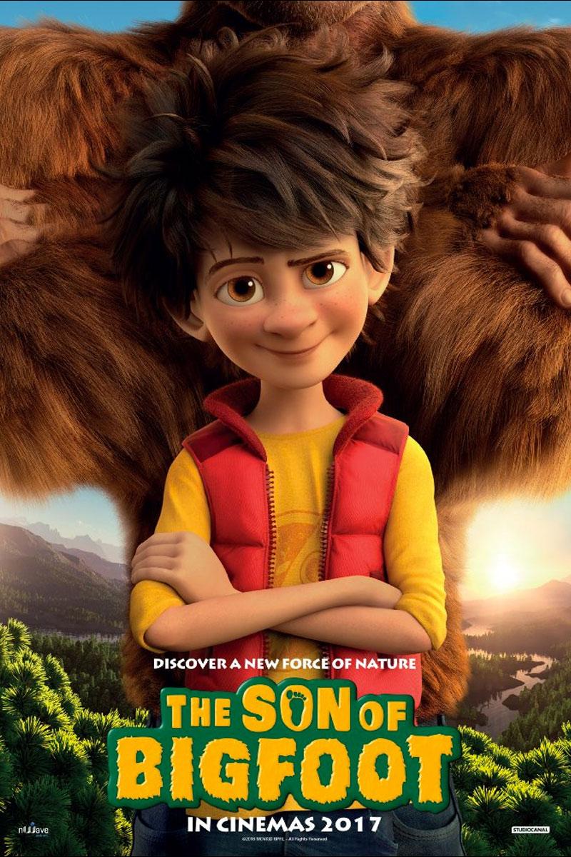 Bigfutis Shvili Qartulad / ბიგფუთის შვილი (ქართულად) / The Son of Bigfoot