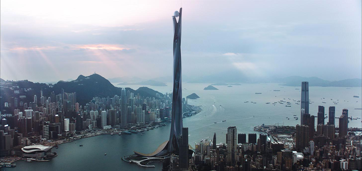 Now Showing: Skyscraper