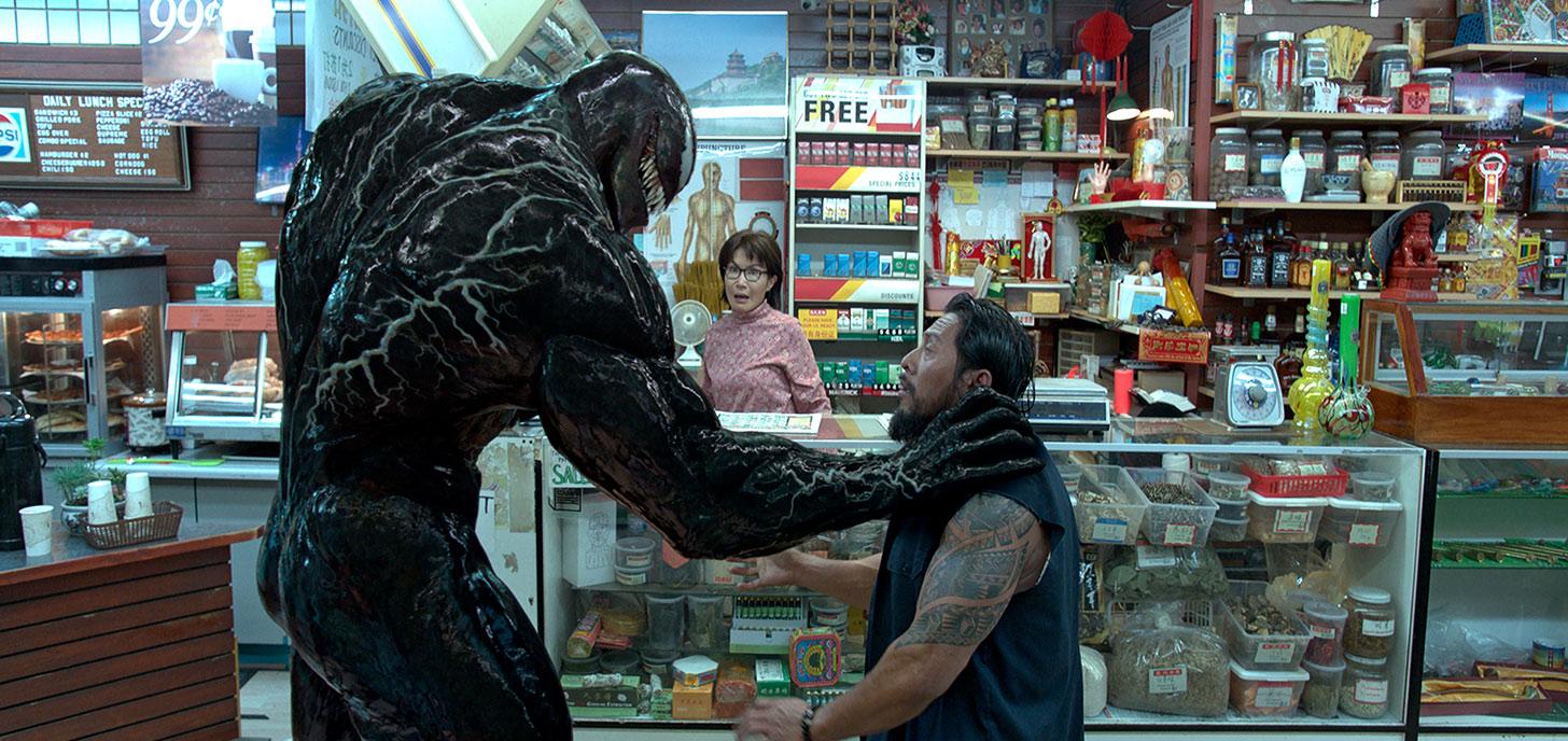Now Showing: Venom